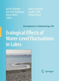 Ecological Effects of Water-level Fluctuations in Lakes - Wantzen, Karl M. / Rothhaupt, Karl-Otto / Mörtl, Martin / Cantonati, Marco / G.-Tóth, Lászlo / Fischer, Philipp (eds.)