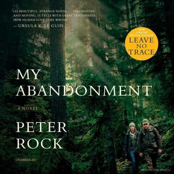 my abandonment by peter rock Peter rock's excellent source novel, 2009's my abandonment, doesn't focus on the father's post-traumatic stress disorder status as deeply, and it sends the two to a horse ranch instead of a christmas tree farm the biggest distinction, though, is that the book, narrated by the girl, is more a coming-of-age tale than a riff on survivalism or the.