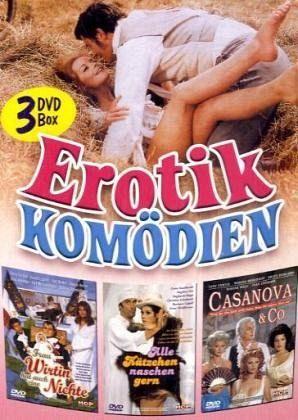 Erotik Komödien DVD-Box