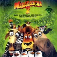 Madagascar 2, 1 Audio-CD