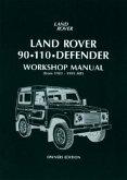 Land Rover 90/110 Defender Workshop Manual 1983 on