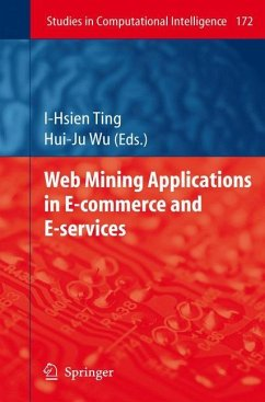Web Mining Applications in E-commerce and E-services - Ting, I-Hsien / Wu, Hui-Ju (eds.)