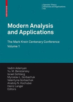 Modern Analysis and Applications 1