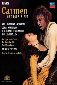 Bizet, Georges - Carmen (NTSC)