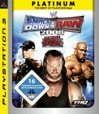 WWE SmackDown Vs. Raw 2008 PLATINUM (PlayStation 3)