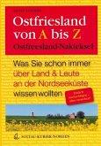 Ostfriesland von A - Z