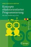 Konzepte objektorientierter Programmierung
