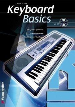 Keyboard Basics, m. Audio-CD - Kraus, Herb