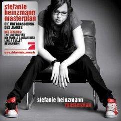Masterplan (Erweitertes Tracklisting) - Stefanie Heinzmann