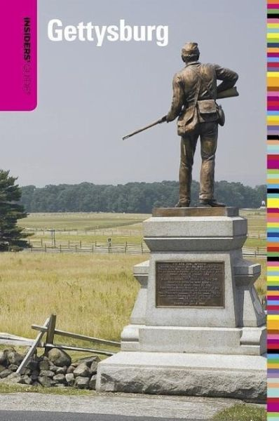 Insiders' Guide to Gettysburg - Hertzog, Kate