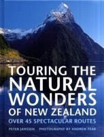 Touring the Natural Wonders of New Zealand - Janssen, Peter