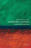 Modern Japan: A Very Short Introduction