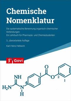 Chemische Nomenklatur - Hellwich, Karl-Heinz