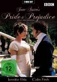 Jane Austen's Pride & Prejudice, 2 DVDs