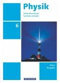 Physik 6. Schuljahr. Schülerbuch Sekundarschule Sachsen-Anhalt
