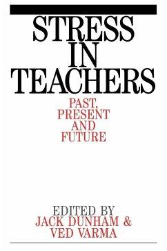 Stress in Teachers - Dunham Varma