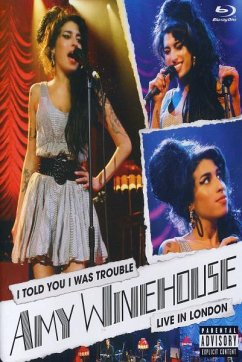 I Told You I Was Trouble-Live In London (Blu-Ray)