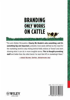 Branding Only Works on Cattle - Baskin