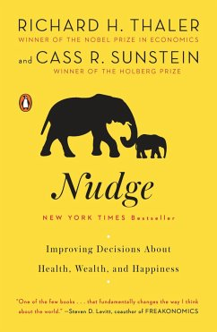 Nudge - Thaler, Richard H.; Sunstein, Cass R.