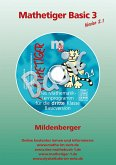 Mathetiger Basic 3, CD-ROM / Das Mathebuch