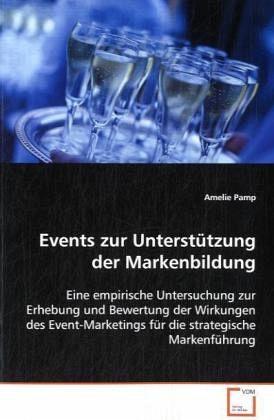 Events zur Unterstützung der Markenbildung von Amelie Pamp ...
