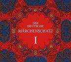 Der deutsche Märchenschatz, 4 Audio-CDs