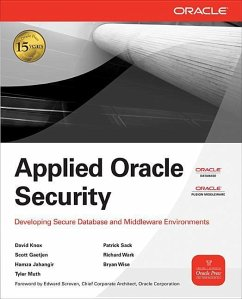 Applied Oracle Security: Developing Secure Data...