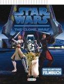 Star Wars, The Clone Wars, Das galaktische Filmbuch