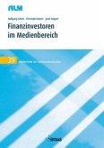 Finanzinvestoren im Medienbereich