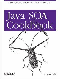 Java Soa Cookbook: Soa Implementation Recipes, Tips, and Techniques - Hewitt, Eben
