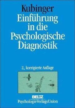 Einführung in die Psychologische Diagnostik