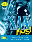 SAX PLUS 7 - POP SONGS FOR SAXO