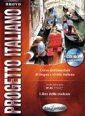 Nuovo Progetto italiano 2 - Schülerbuch mit DVD