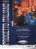 Nuovo Progetto italiano 1 - Schülerbuch mit DVD