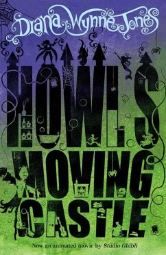 Howl's Moving Castle - Jones, Diana Wynne