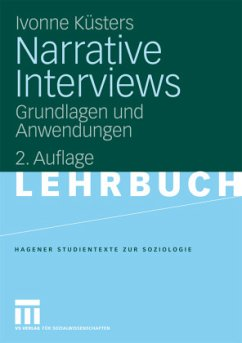 Narrative Interviews - Küsters, Ivonne