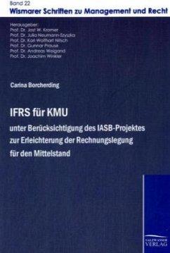 IFRS für KMU - Borcherding, Carina