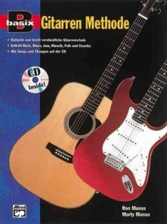 Basix Gitarren Methode, m. Audio-CD