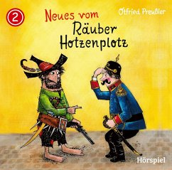 Der Räuber Hotzenplotz / Räuber Hotzenplotz Bd.4 (1 Audio-CD) - Preußler, Otfried