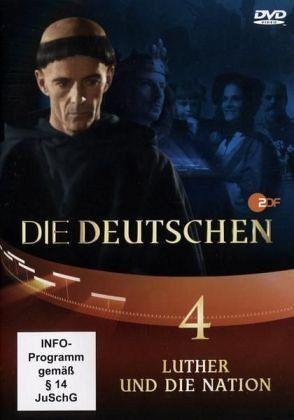 Luther und die Nation, 1 DVD / Die Deutschen - Staffel I, DVDs Folge.4