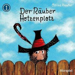Der Räuber Hotzenplotz - Neuproduktion / Räuber Hotzenplotz Bd.1 (CD) - Preußler, Otfried