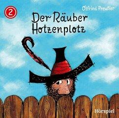 Der Räuber Hotzenplotz - Neuproduktion / Räuber Hotzenplotz Bd.2 (1 Audio-CD) - Preußler, Otfried