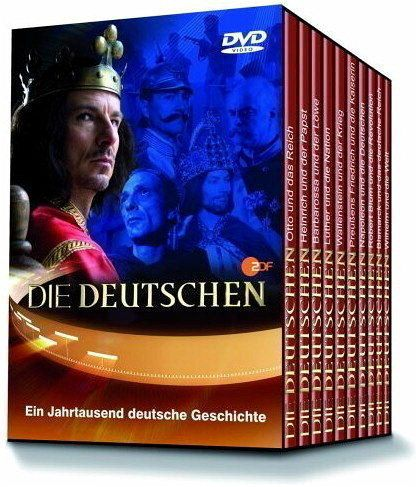 die deutschen 10 dvds auf dvd portofrei bei b. Black Bedroom Furniture Sets. Home Design Ideas