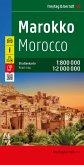 Freytag & Berndt Autokarte Marokko; Morocco; Maroc; Marocco