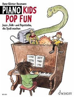 Piano Kids Pop Fun, Klavier - Heumann, Hans G.