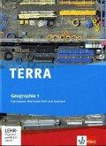 TERRA Geographie 1 Rheinland-Pfalz und Saarland. Ausgabe für Gymnasien. Schülerbuch Klasse 5/6