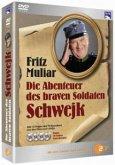 Die Abenteuer des braven Soldaten Schwejk (4 Discs)