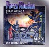 Die Dritte Macht / Perry Rhodan Silberedition Bd.1 (2 MP3-CDs)