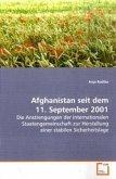 Afghanistan seit dem 11. September 2001