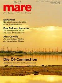 mare No. 67. Die Öl-Connection